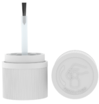 Tamper evident CRC cap+brush 47mm DIN18